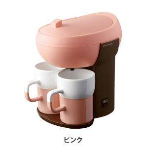 Recolte Pink Coffee Maker Kaffe Duo Paus