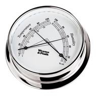 Weems & Plath Endurance Collection 085 Comfortmeter (Chrome)