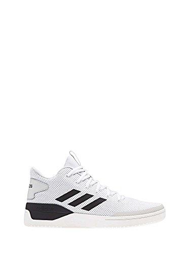 2 Adidas B44834 44 Uomo Sneakers core Bianco 7qBwwYr4A
