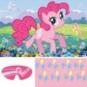 My Little Pony Friendship Party Game [2 Retail Unit(s) Pack] - (Party Supplies Richmond)