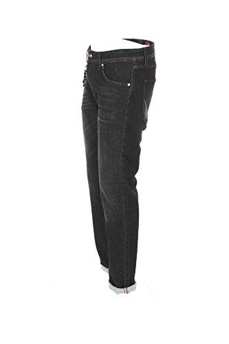 Jeans Uomo Roy Roger's 31 Nero A17rsu000n0160792 Autunno Inverno 2017/18