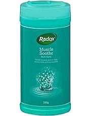 Radox Bath Salts Muscle Soothe, 500ml