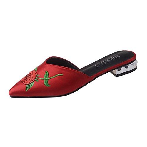 Giorno Piattaforma Stringate Donna da Suole Stringate Comode Grande Promozione Sneaker Scarpe Scarpe Primo Scarpe Casual Moda Comode Rosso Sportive alla 6qxxEwXSP