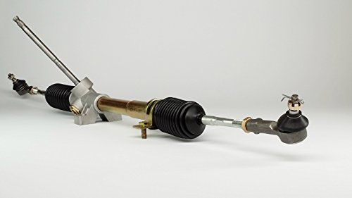 Rack And Pinion Steering Gear - 1