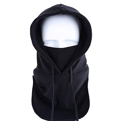 UHEREBUY Balaclava Windproof Ski Mask Scarf/Cold Weather Face Mask Thermal Fleece Hood Neck Warmer Outdoor Mask