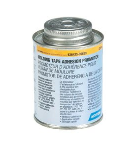Norton Molding Tape Adhesion Promoter, 220ml Brush Top Can