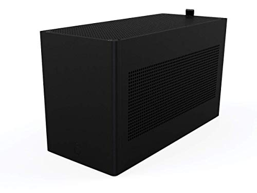 strong LOUQE Ghost S1 (Ash) Mini-ITX Computer Case