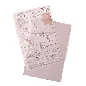 Jeppesen Airway Manual Approach Chart Protector AM621164
