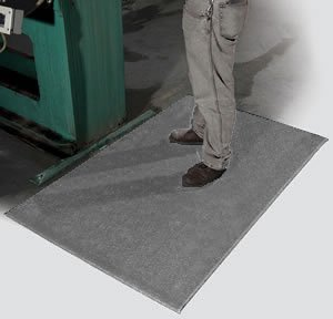Grease Resistant Antifatigue Mat - Heavy Duty Work Safety Mat -