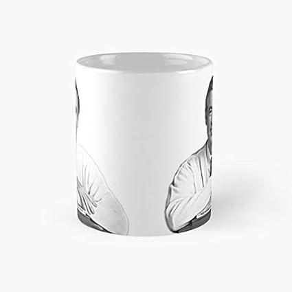 Amazon com | Fred Rogers 110z Mugs: Coffee Cups & Mugs