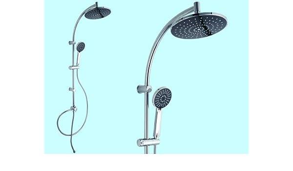 Columnas Barra de ducha brixo para ducha comby bienestar Multi ...