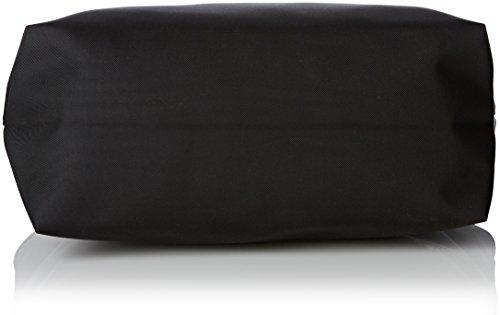 Swana Sac porté N7 uni Tanneur Noir TWU1012 main Le qS4TI