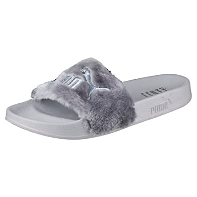 competitive price 9846c 0a14b Fenty Puma by Rihanna Collection - Fur Slide