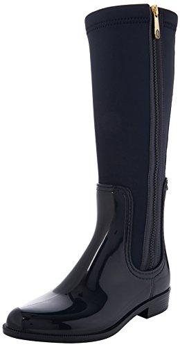 Hilfiger Kvinder O1285dette 13r-støvler Blå (midnat) 1LySOj