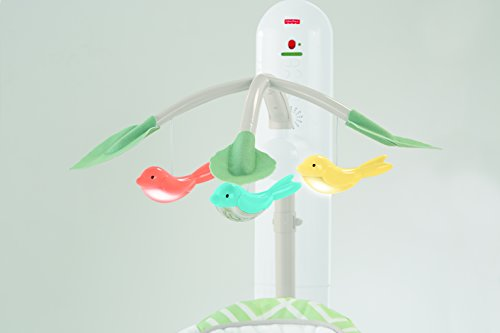 fisher price smart connect swing manual