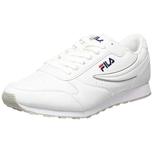 chollos oferta descuentos barato FILA Orbit Zapatillas Hombre Blanco White 43 EU