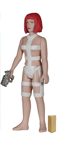 Funko ReAction: The Fifth Element - Straps Leeloo Action Figure -