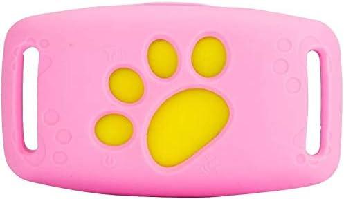 GPSペットトラッカーは、ミニ抗失われたインテリジェントな製品ローズMパンプス,優れた,ピンク