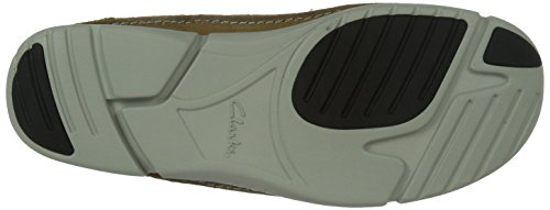Clarks Trikeyon Fly, Scarpe Stringate Derby Uomo Marrone (Tan Leather)