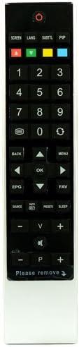 RC3910 Fernbedienung für Toshiba TV 19BL502B 22BL712G 32BV700 37BV700B 40KV700B