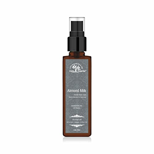 Herb Essential Almond Milk Hand and Body Lotion, 100 ml