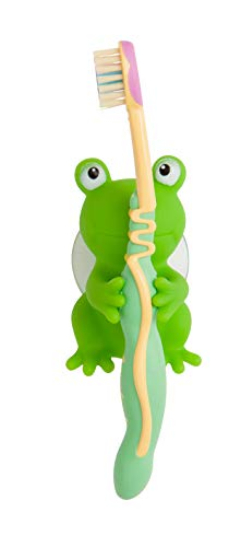 Mommys Helper Toothbrush Holders, Froggie and ()