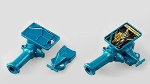 Takara Tomy (Japan) Beyblade WBBA Limited Edition Green Ver. BB-73 Segment Launcher Grip & Bey Launcher Set (Bey point card in picture not included)