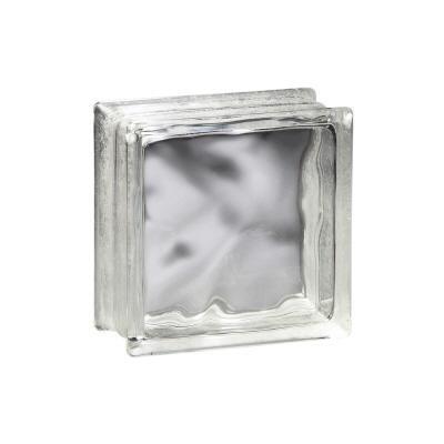 "PITTSBURGH CORNING 110498 ""Decora"" Glass Block 8x8x4"" - (Pack of 8)"