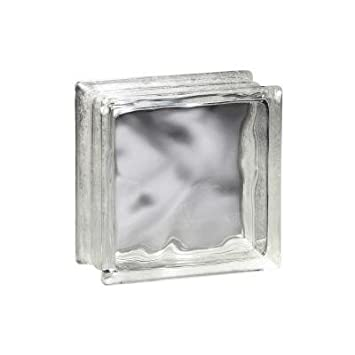 PITTSBURGH CORNING 110498 Decora Glass Block 8x8x4 ...