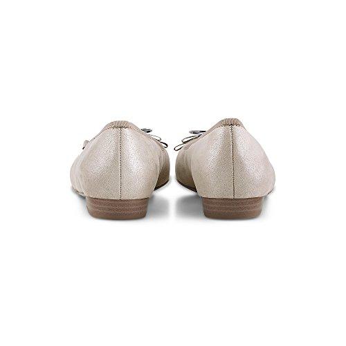 Ballerine Cana Grau Fucile Stone Donna 76 22 53306 Jenny Di wqxB1n