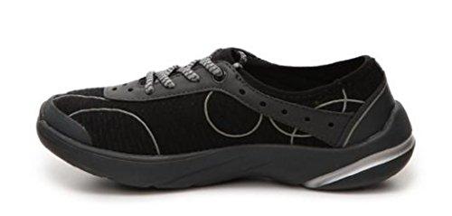 Sneaker De Lancement De Bzees Womens, Maille Noire 6.5 B (m) Us