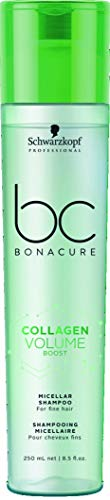 BC BONACURE Collagen Volume Boost Micellar Shampoo, 8.4-Ounce ()