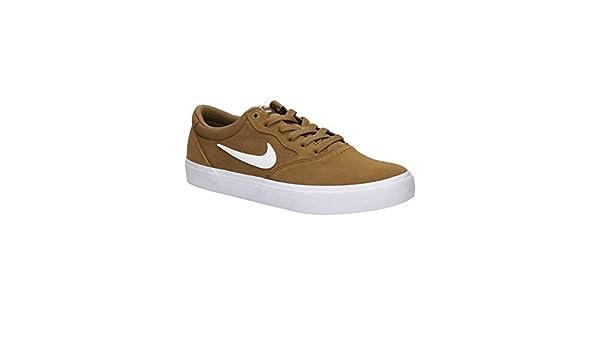 Nike SB Chron SLR Zapatos Golden BeigeWhite Golden Beige Black