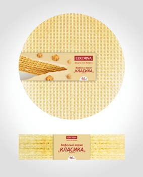 (Tort Wafers Classic Wafers Veselka)