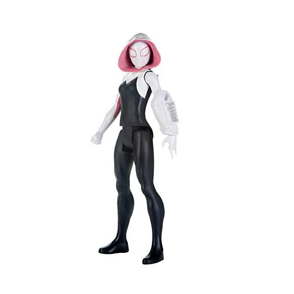 Spider-Man Titan Hero Series Web Warriors: Spider-Gwen