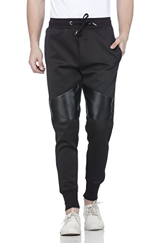 Tinted Men's Polyester Track Pant-SPL