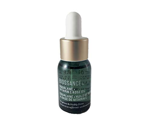 Biossance Squalane + Vitamin C Rose Oil - 0.40 oz. Travel Size