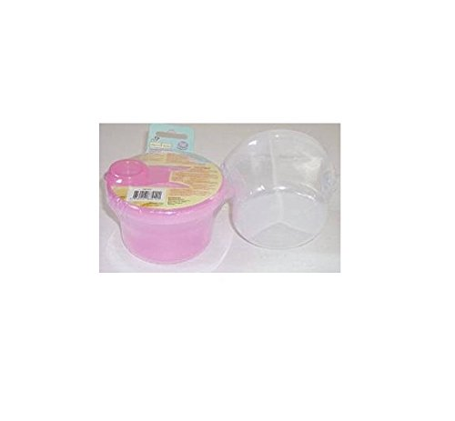 Merri Tots Baby Powdered Formula Dispenser BPA Free Assorted Colors Momentum Brands 192121