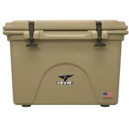 ORCA TP0580RCORCA Cooler, Tan, 58-Quart