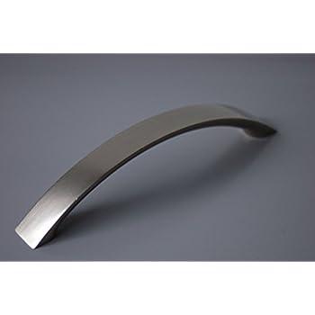 Celeste Twister Modern Cabinet Pull Handle Brushed Nickel Solid ...