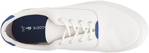 Lacoste Heren Jouer 416 1 Cam Fashion Sneaker Off White