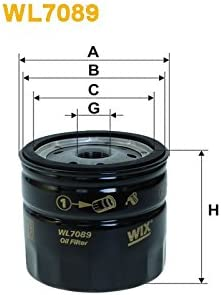 Wix Filter WL7261 Oil-Filter Element