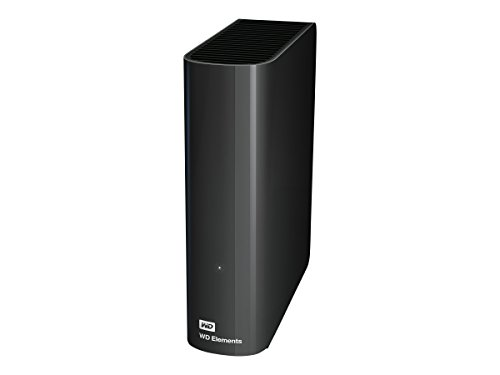 Western Digital 3TB USB 3.0 and 2.0 External Desktop Storage (WDBWLG0030HBK-NESN)