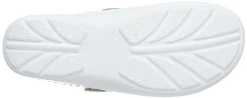 Dr. Brinkmann 700746 Damen Clogs & Pantoletten Weiß (Weiß 3)