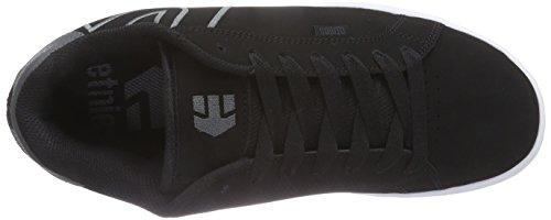 EtniesFADER - Zapatillas hombre negro - Schwarz (BLACK/WHITE/GREY)