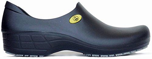 CANADA EPI ESD Shoes For Women - Slip Resistant Antistatic - StickyPRO ESD Shoes Black discount store visa payment cheap online EJzBrS
