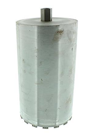 Diamant-Bohrkrone Laser Allround Turbo /Ø 52 mm Nutzl/änge 400 mm Aufnahme UNC 1 1//4