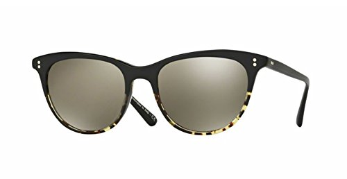 Oliver Peoples - Jardinette Sun - 5276 52 - Sunglasses (BLACK/DTBK GRADIENT, Grey - Oliver Peoples Sun Jardinette