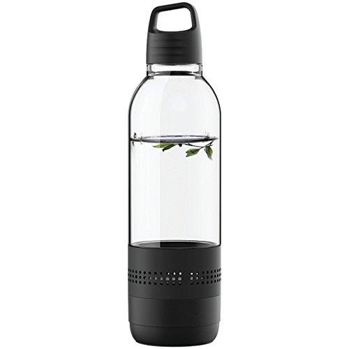 Sylvania SP650 BLACK Bottle Bluetooth Speaker