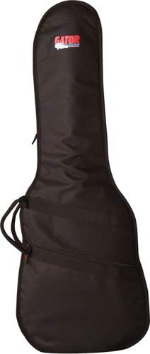 Gator Cases Gig Bag for Electric Bass Guitars (GBE-BASS) (Bass Guitar Gig Bag)
